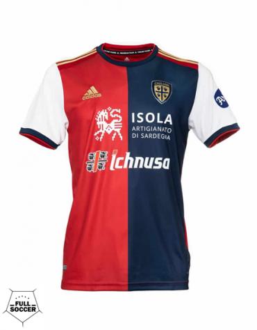 Maillot Adidas Cagliari Domicile 2020/2021