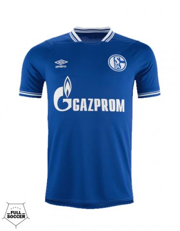 Maillot Umbro Schalke 04 Domicile 2020/2021