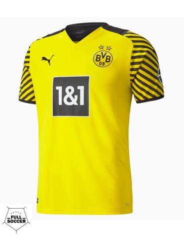 Maillot Puma Borussia Dortmund Domicile 2021/2022