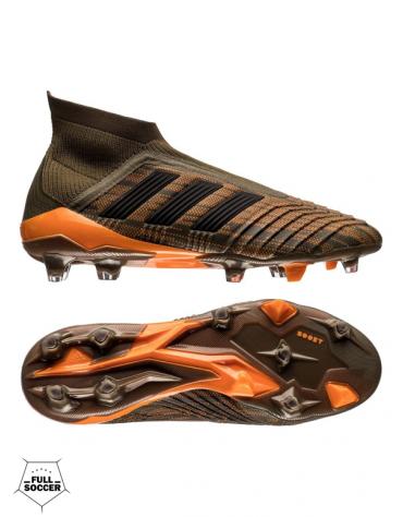 Predator 18+ FG Soccer Cleat